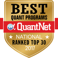 QuantNet Best Quant Programs Top 30