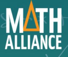 Math Alliance Logo
