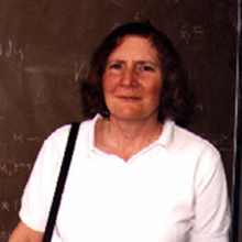Anne Greenbaum