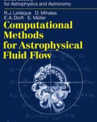 Computational Methods for Astrophysical Fluid Flow
