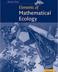 Elements of Mathematical Ecology