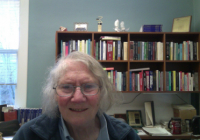 Professor Anne Greenbaum in her office