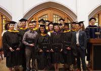 Amath Masters Graduating Students 2018-2019
