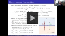 YouTube link to Jonathan Lottes: The focusing nonlinear Schrödinger equation with nontrivial boundary conditions