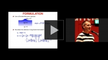 YouTube link to Mark Groves: Fully localized 3D gravity-capillary solitary waves on water of infinite depth
